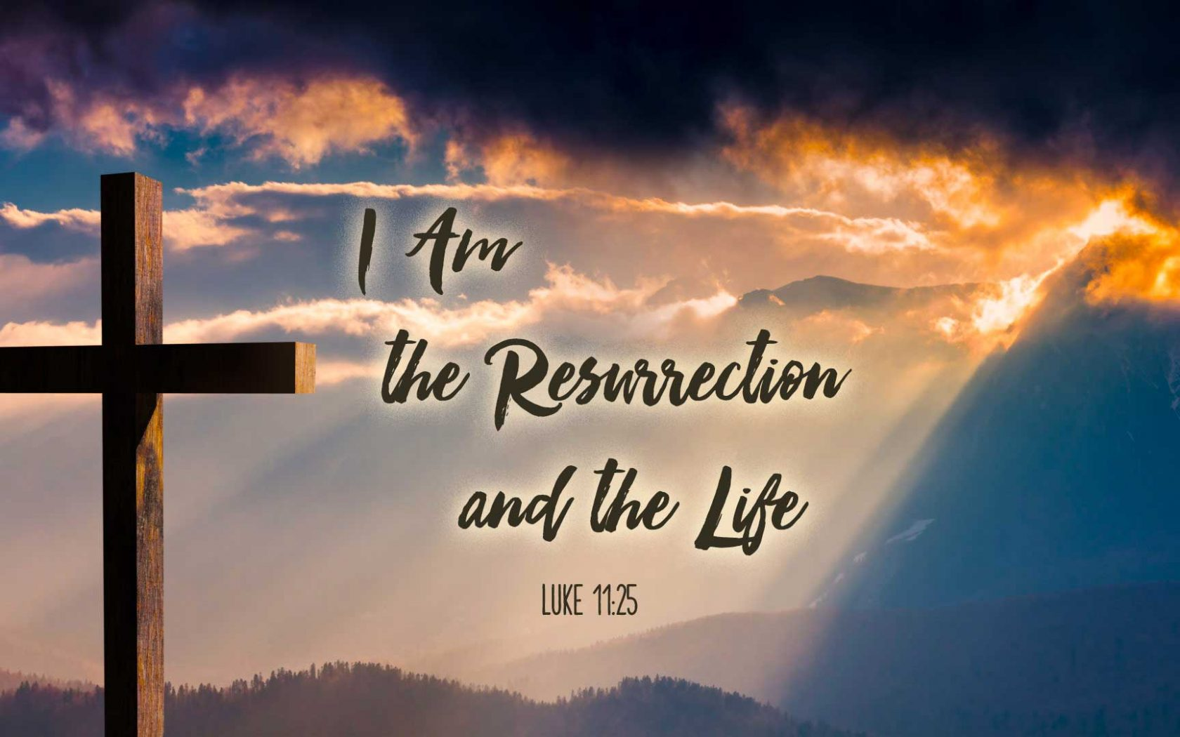 I Am the Resurrection and the Life - Grace Church of Tallahassee