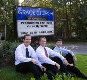 Grace Church pastors
